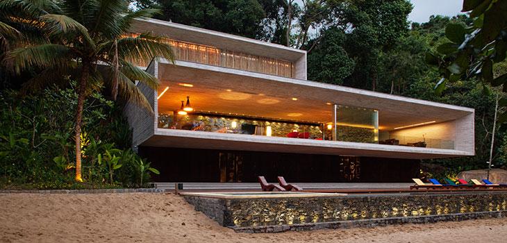 Galeria da arquitetura os escrit rios de arquitetura for Beach house designs tasmania